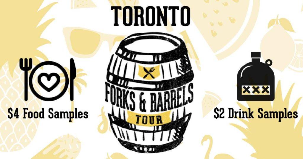 Forks and Barrels Tour
