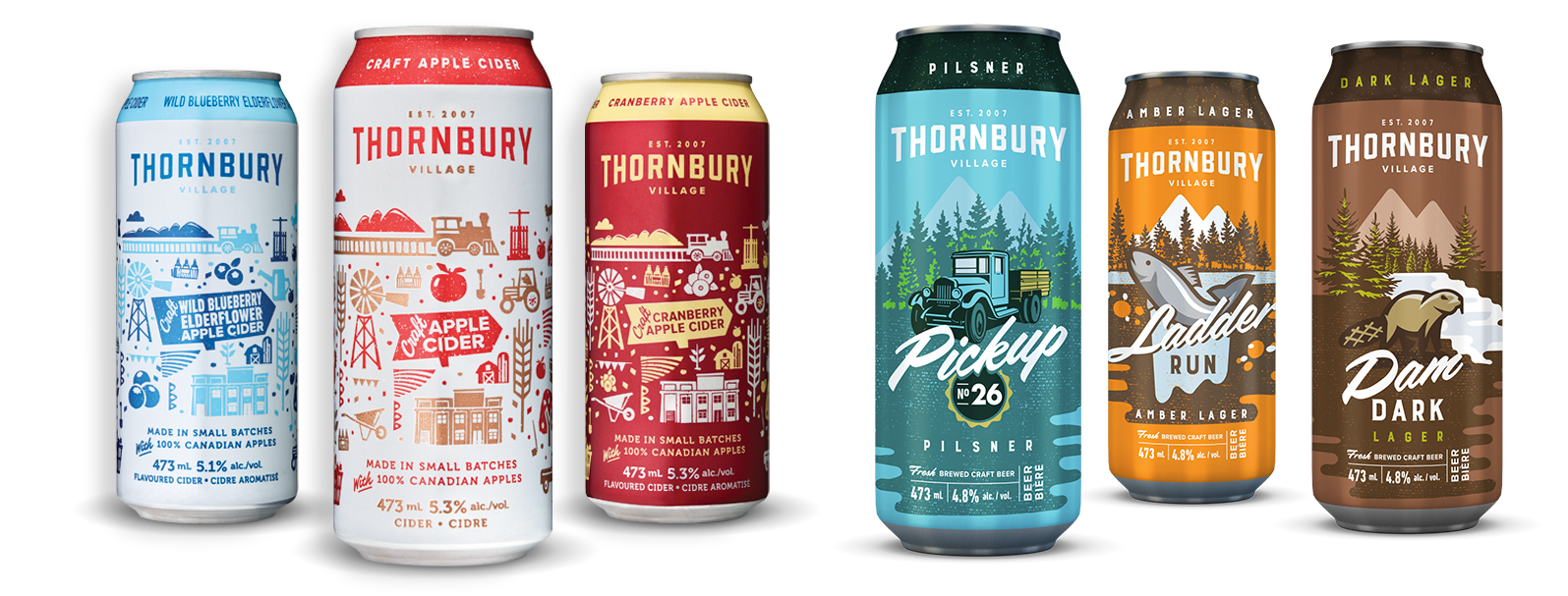 Thornbury-Products