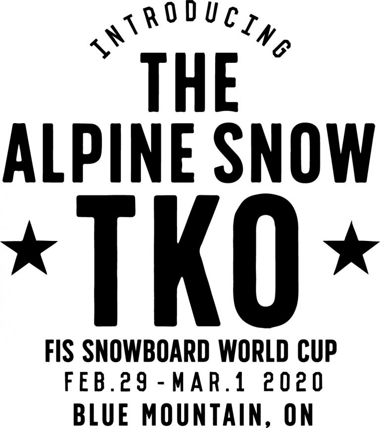 The Alpine Snow TKO Snowboard World Cup comes to Blue Mountain!