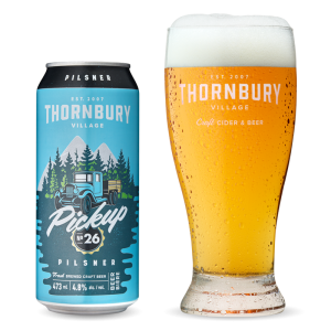 Pickup Pilsner Beer Thornbury