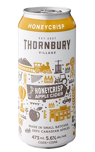 Thornbury Honeycrisp Apple cider