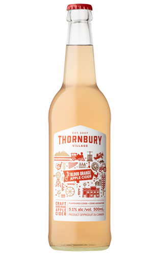 Thornbury Blood Orange Apple Cider