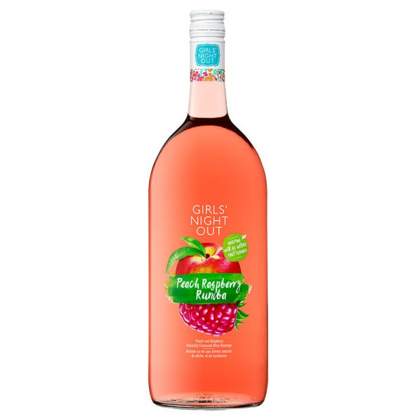GNO Peach-Raspberry-Rhumba 1500mL