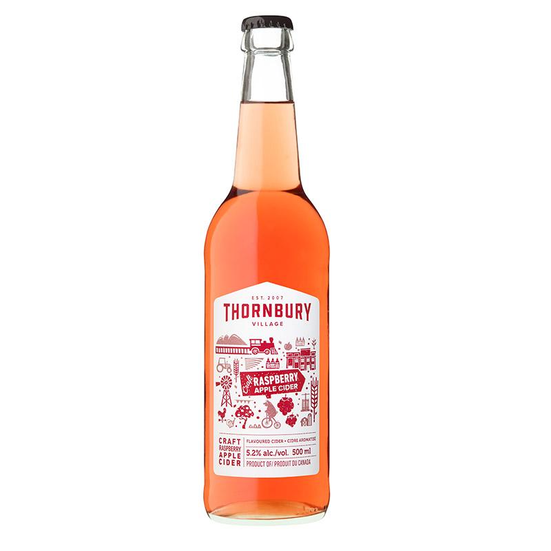 Thornbury Raspberry Apple Cider