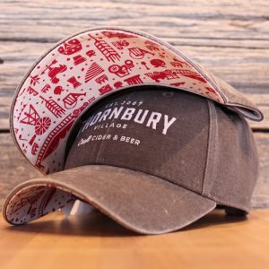 Thornbury Grey Hat