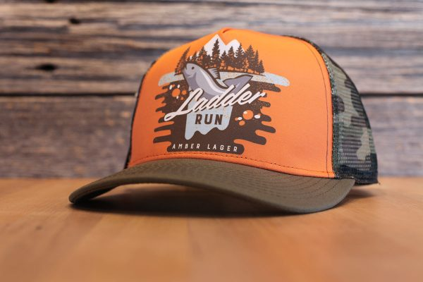 Ladder Run Hat