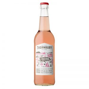 Thornbury Rose Cider