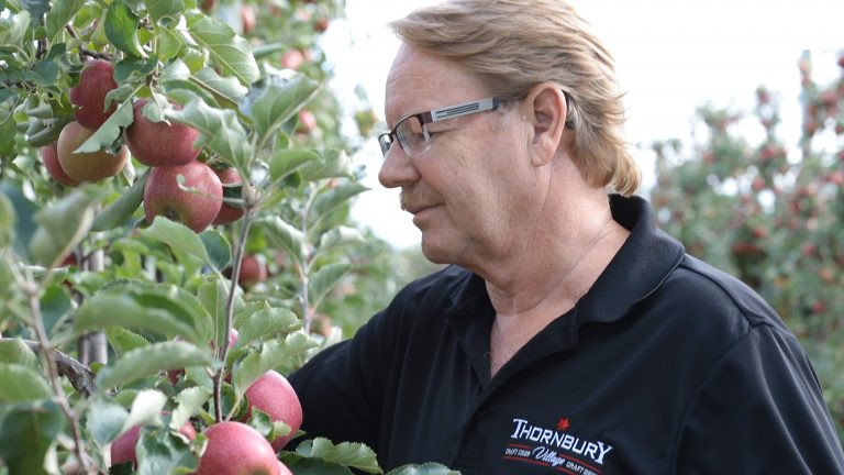 Q & A With Our Cider Master, Doug Johnson!